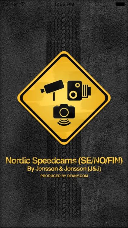 Nordic Speedcams (SE/NO/FIN)