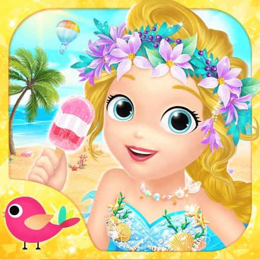 莉比小公主的完美沙滩之旅