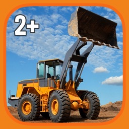 Big Trucks and Construction Vehicles JigSaw Puzzle