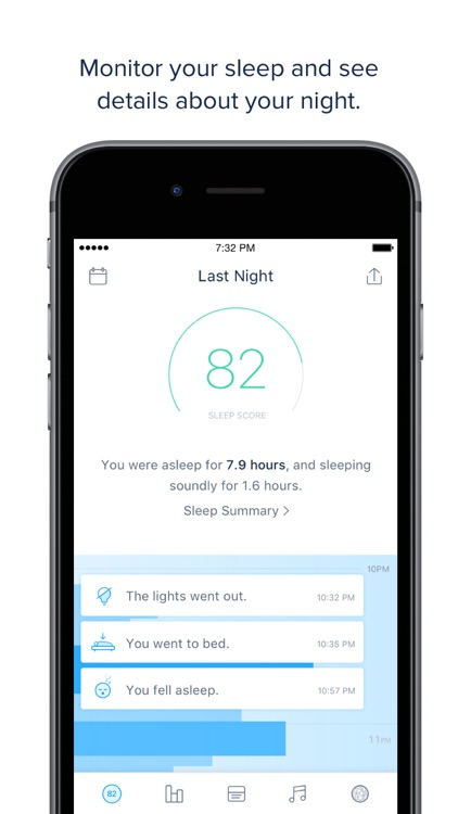 Sense - The insightful sleep system