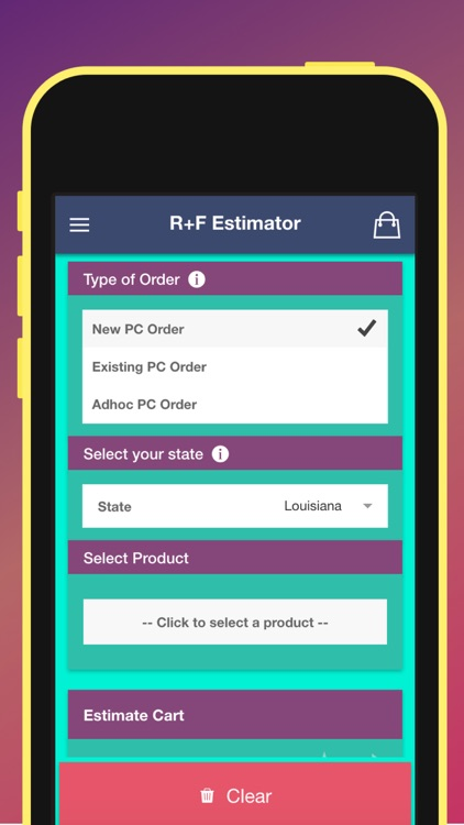 R+F Estimator (US Version)
