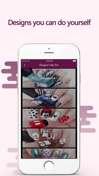 Do Your Nails- Design The Cutest Toes & Nails