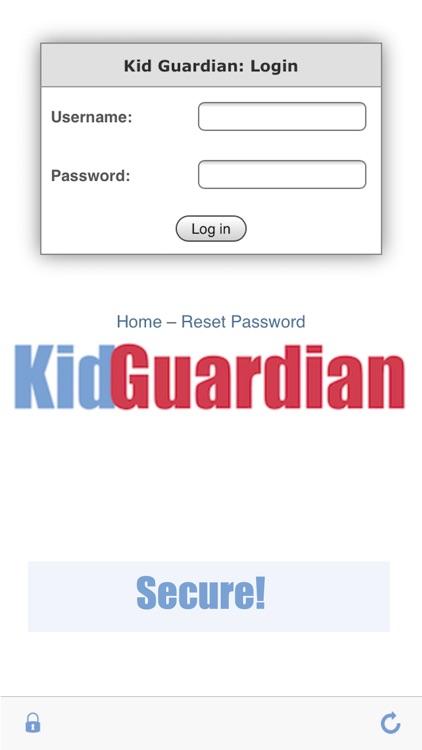Kid Guardian