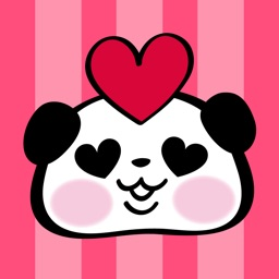 Pandaaa!!! Love Stickers for iMessage