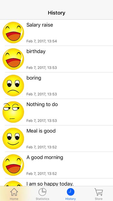 Daily Mood Tracker screenshot 3