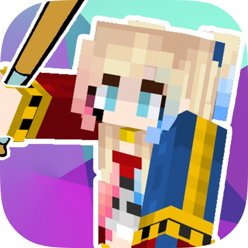 Skins for Harley & Suicide Squad for Minecraft iOS App