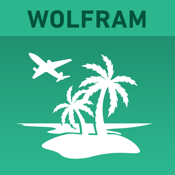 Wolfram Travel Assistant App app review