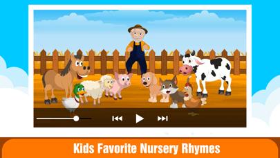 Nursery Rhymes Videos Lite by Kids 1st TVのおすすめ画像4