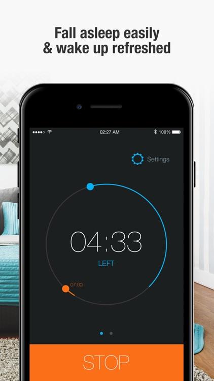Smart Alarm Clock : sleep cycle & snoring recorder screenshot-3