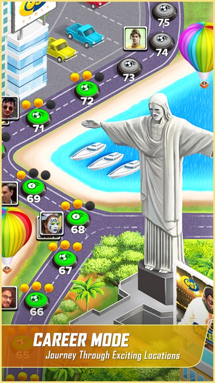 Pelé: Soccer Legend screenshot-2