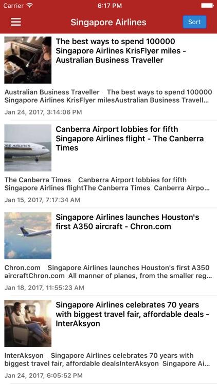 Singapore News & Radio Free Edition screenshot-4