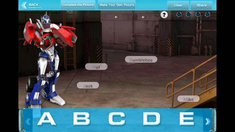 Transformers Prime: Too Little screenshot-4