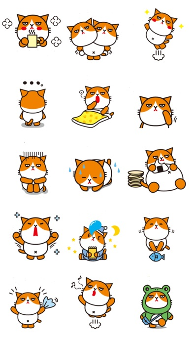 Pretty Kitten - New Sticker Collection!! app image