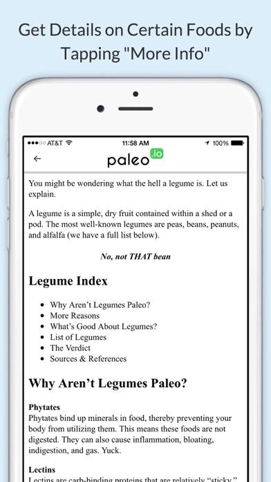 Paleo (io)のおすすめ画像5