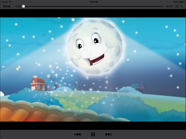 Lullaby Songs for iPad