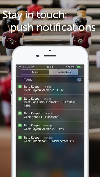 Bets Keeper - betting slips, tips and predictions screenshot-4