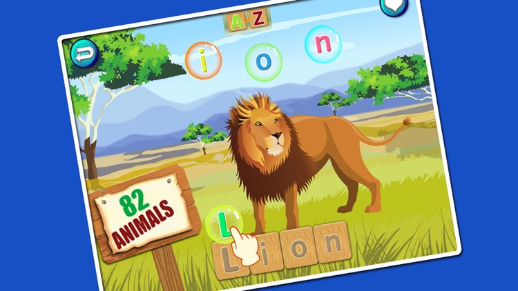 Animal Words(PRO): Educational Sight&First words