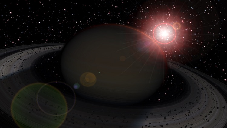Planetarium Zen Solar System screenshot-3