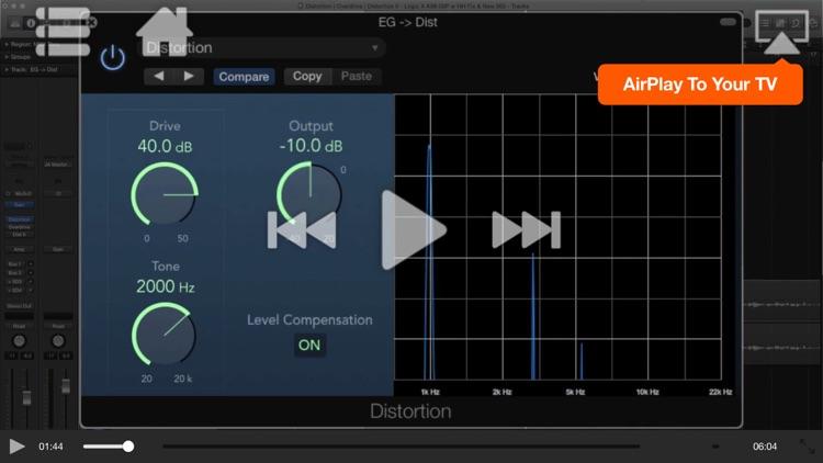 FastTrack™ For Logic Pro Distortion FX screenshot-3