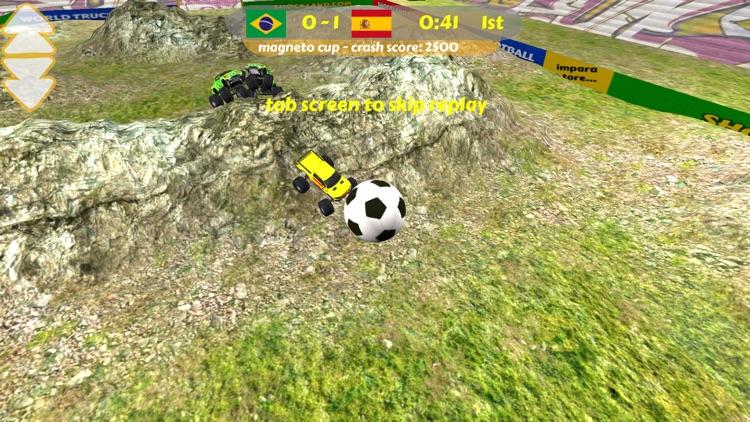 World Truck Ball - OffRoad screenshot-3