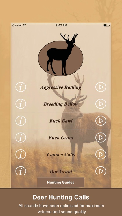 Deer Hunting Calls New