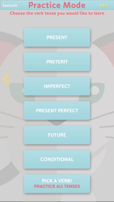 点击获取CatsAndVerbs-Spanish verbs