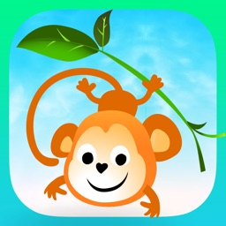 Banana Monkey kong fdg