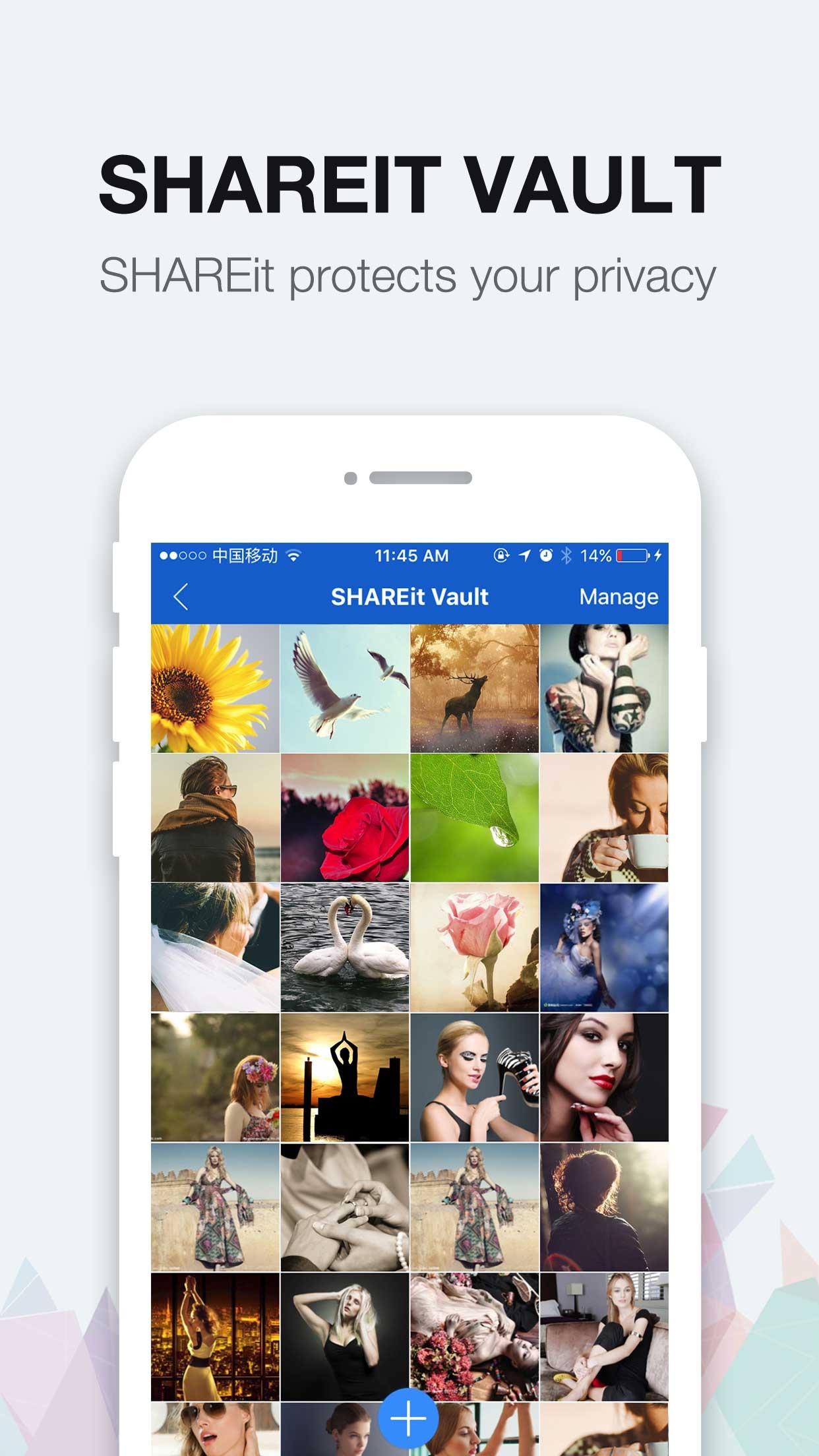 SHAREit - Connect & Transfer Screenshot