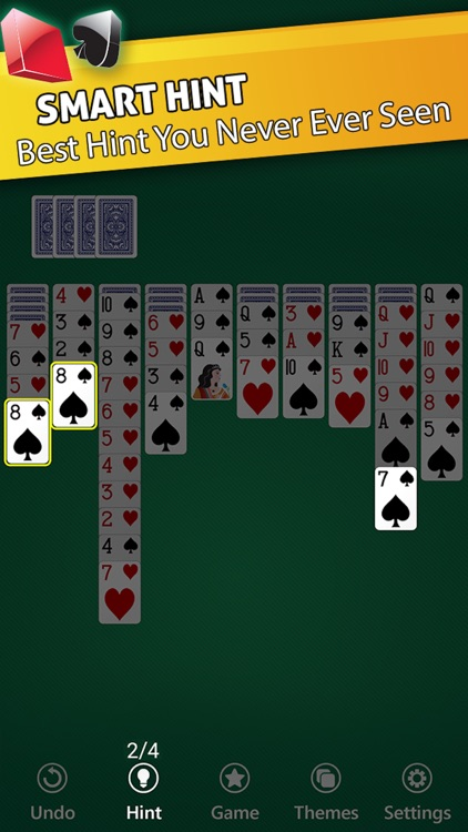 Spider Solitaire ⋇