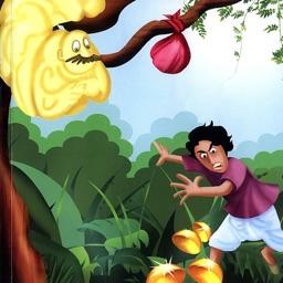 Funny Folk Tales Digest (5 Comics) - Tinkle