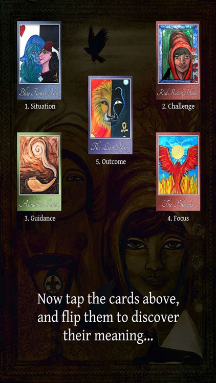 Fairy Tales Oracle Cards screenshot-4