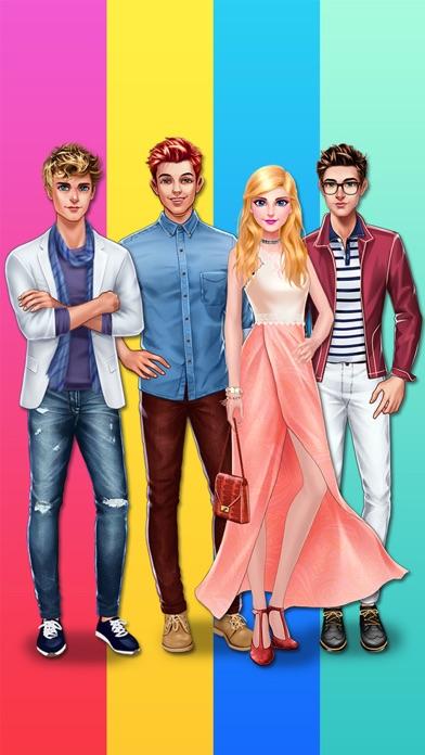 High School Love Story 2: College Romantic Drama屏幕截圖5