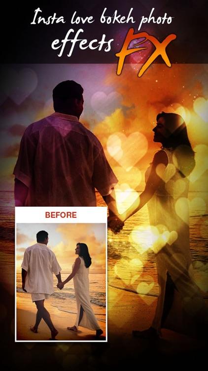 Love Bokeh Photo Effects FX
