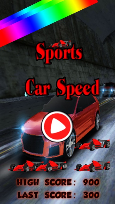 Sports Car Speed - Traffic racing Screenshot