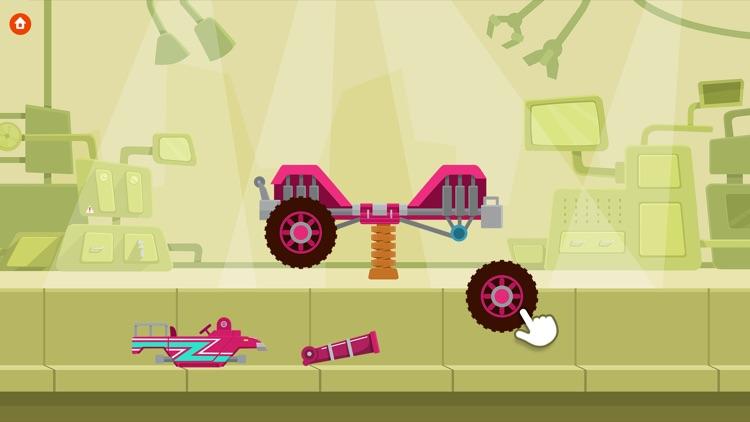 Monster Truck Driver - Simulator Games For Kids