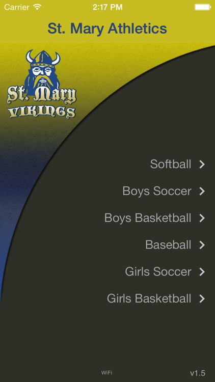 St. Mary High School Athletics