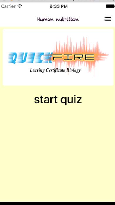 点击获取QuickFire Biology Lite