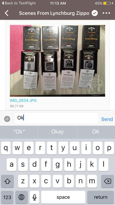 Maxwells House Jack Daniels Collectors Forum screenshot 2