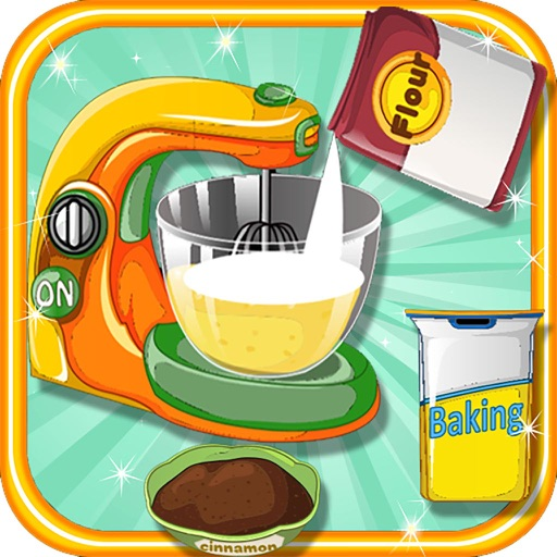 Thanksgiving Cake free Cooking games for girls