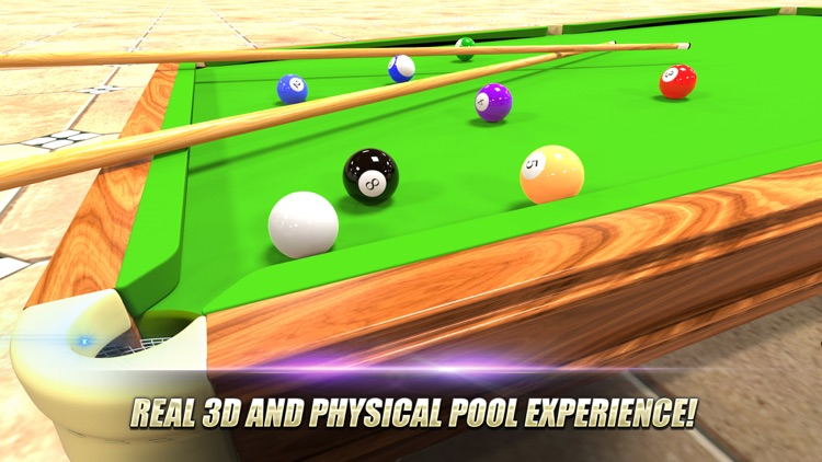 Real 3D Pool