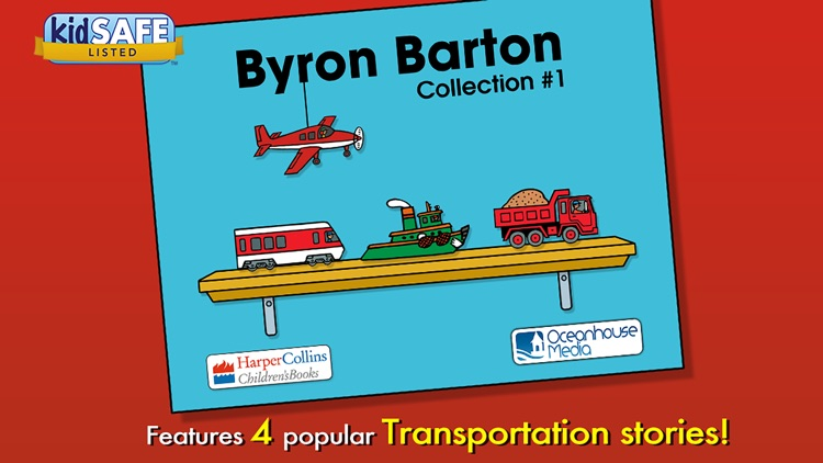 Byron Barton Collection #1 screenshot-4