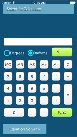 Mathematics Pro Graphing Calculator, Matrix, Maths on the App Store