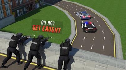 エスケープ警察の車の追跡PROゲーム:スマッシュ警察の自動車 Escape Police Carsのおすすめ画像5