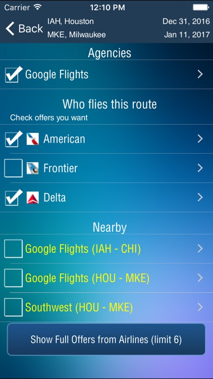 Milwaukee Airport Pro (MKE)+ Flight Tracker screenshot-3