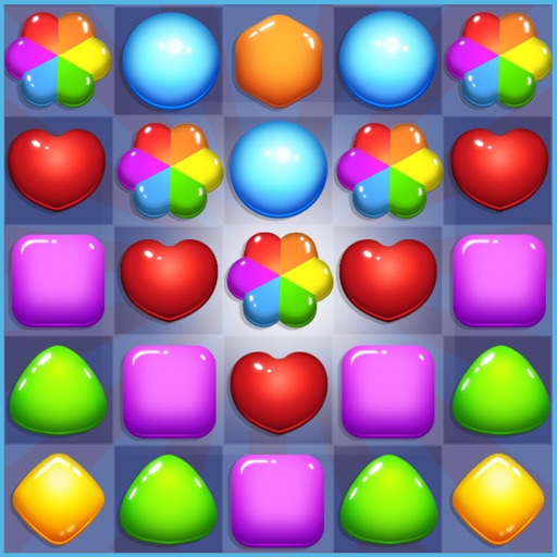 Candy Fever Mania - The Kingdom of Match 3 Games iOS App