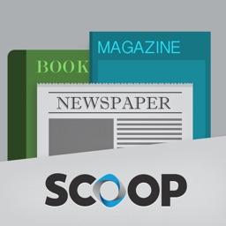 SCOOP - Magazine, Book and Newspaper Reader