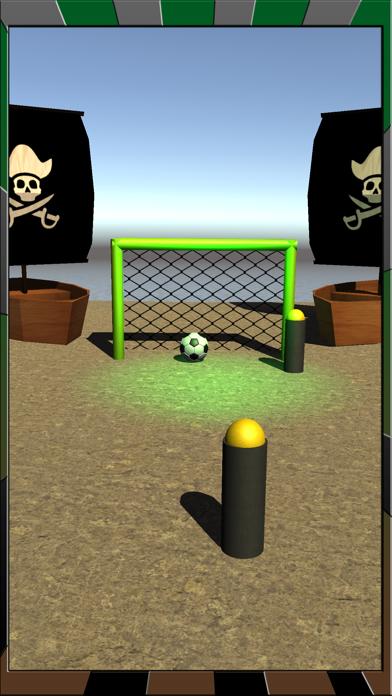 USA Beach Football Flick Penalty Shooter Superstar screenshot three