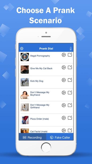 Prank Call App - Spoof Dial screenshot two