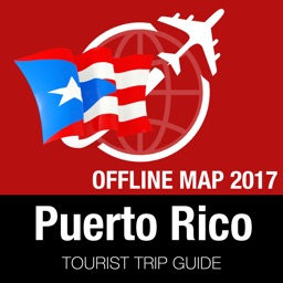 Puerto Rico Tourist Guide + Offline Map