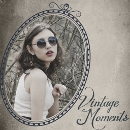 Vintage Photo Frames, Grunge & Retro Photo Effects